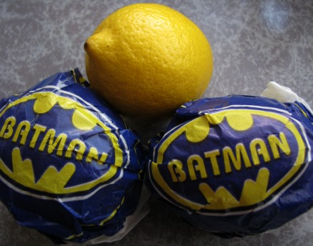 Uncle Batman's lemons